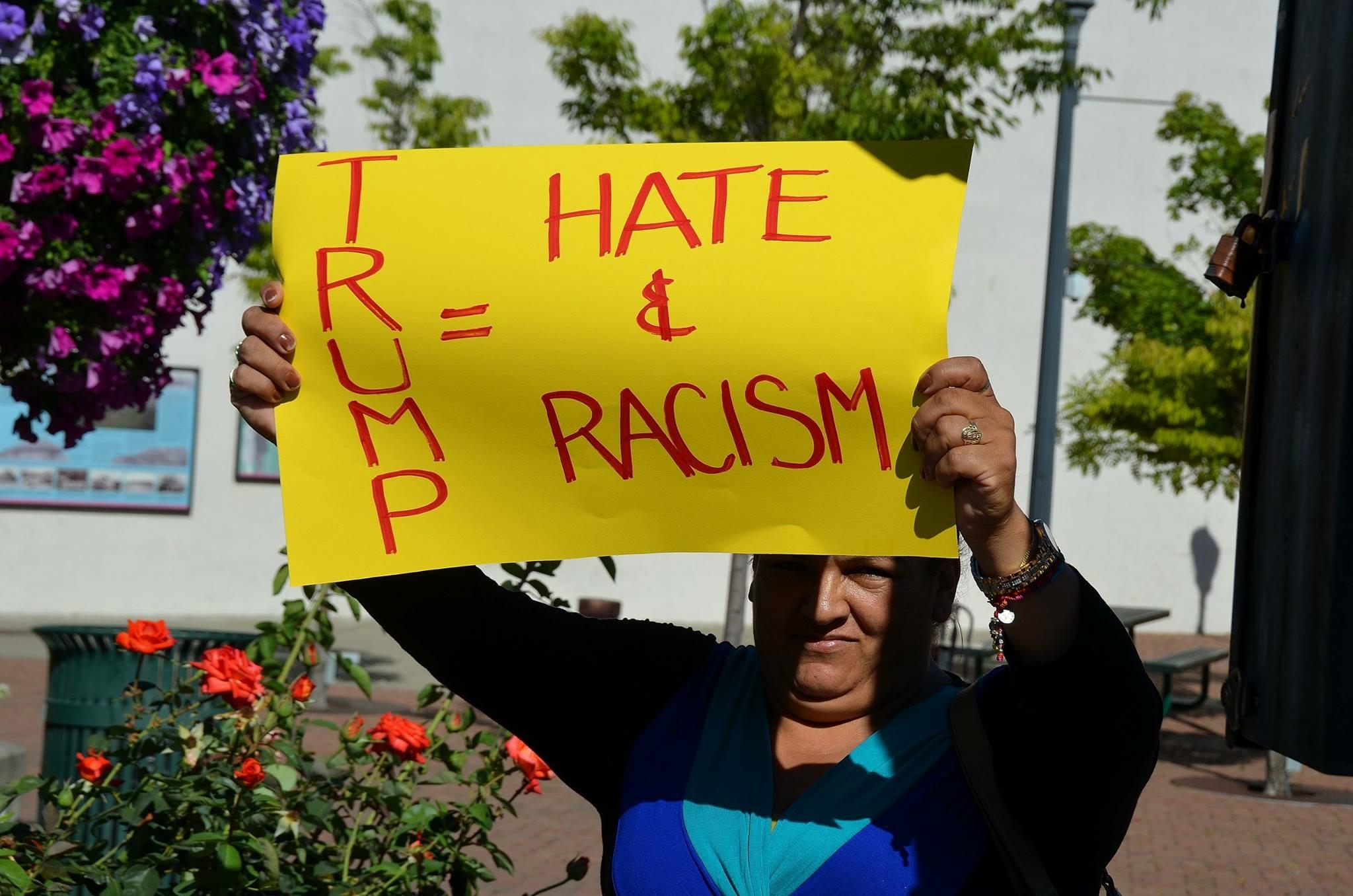 Southern Oregon Activists come out against Trump
